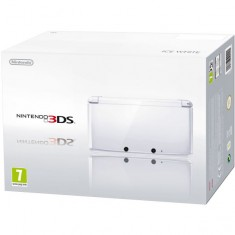 Nintendo 3DS Console Ice White