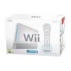Nintendo Wii Console With Sports Resort & Motionplus