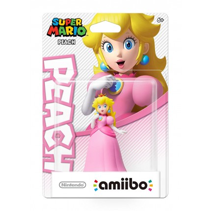Nintendo Amiibo Character - Peach