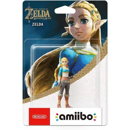 Nintendo Amiibo Character - Zelda