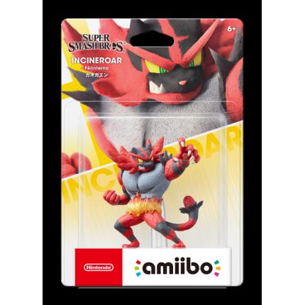 Nintendo Amiibo Character - Incineroar