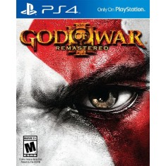 God Of War 3 - Remastered / PS4