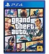 Grand Theft Auto V  / PS4