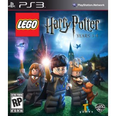 PS3 Lego Harry Poter: Years 1-4