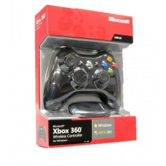 Xbox360 Wireless Controller for Windows (360+PC) Black