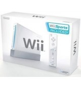 Nintendo Wii Console White Sports pack (polovna)