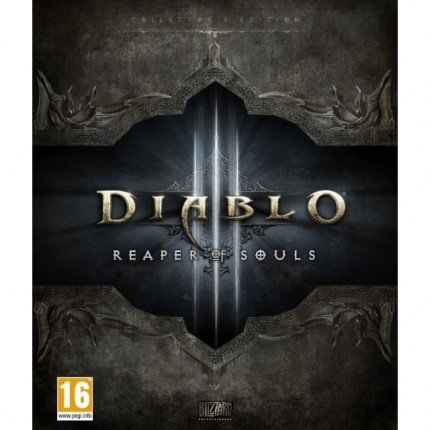 Diablo III Reaper Of Souls Collector's Edition / PC