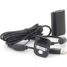 Xbox 360 Play and Charge Kit Battery and charger - NiMH