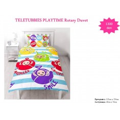 Teletubbies Playtime Rotary Duvet / Homeware