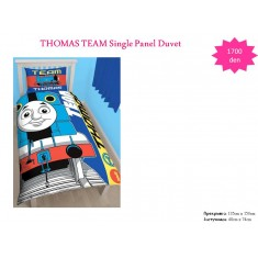 Thomas Team Single Panel Duvet / Homeware
