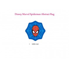 Disney Marvel Spiderman Abstract Rug / Homeware