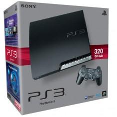 Playstation 3 Slim console 320Gb Black