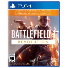 Battlefield 1 : Revolution / PS4