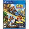 Crash Team Racing + Crash Bandicoot Trilogy Bundle / PS4