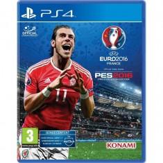 PES 2016 - EURO 2016 / PS4