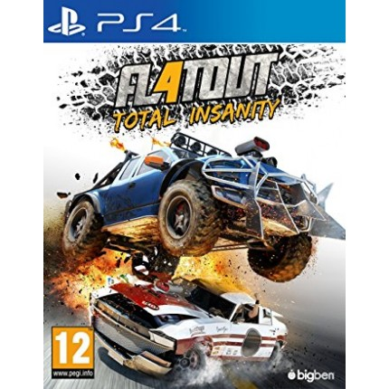 Flatout: Total Insanity / PS4