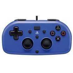 HORI Wired MINI Gamepad Blue / PS4