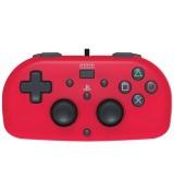 HORI Wired MINI Gamepad Red / PS4