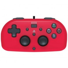 HORI Wired MINI Gamepad Red / PS4