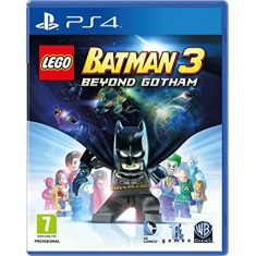 Lego Batman 3 Beyond Gotham / PS4