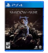 Midle-Earth: Shadow Of War / PS4