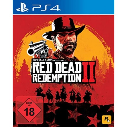 Red Dead Redemption 2 / PS4
