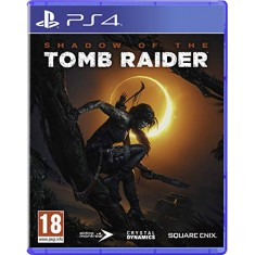 Shadow Of Tomb Raider / PS4