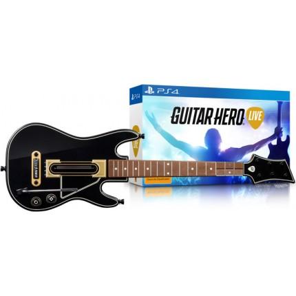 Guitar Hero Live - Guitar Bundle / PS4