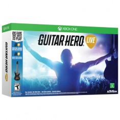 Guitar Hero Live - Guitar Bundle / Xbox One