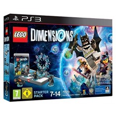 Lego Dimensions - Starter Pack / PS3