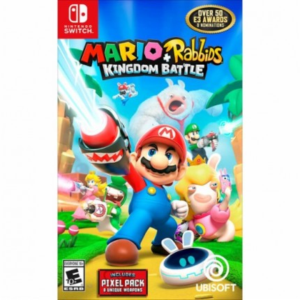 Mario & Rabbids: Kingdom Battle / Switch