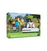 Xbox One S 500 GB Console inc. Minecraft
