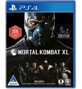 MORTAL KOMBAT XL / PS4