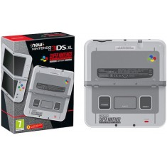 NEW Nintendo 3DS XL Console SNES LIMITED EDITION