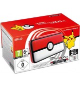 NEW Nintendo 2DS XL Console Poke Ball Edition