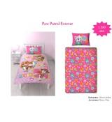 Paw Patrol Forever Single Panel Duvet / Homeware