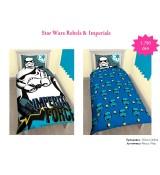 Star Wars Rebels & Imperials Single Panel Duvet / Homeware