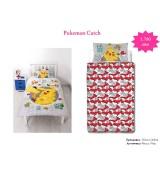 Pokemon Catch Single Panel Duvet / Homeware