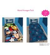 Marvel Avengers Tech Single Panel Duvet / Homeware