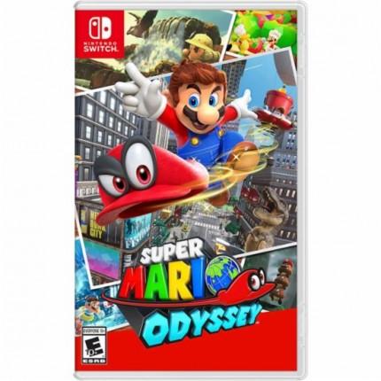 Super Mario Odyssey / Switch