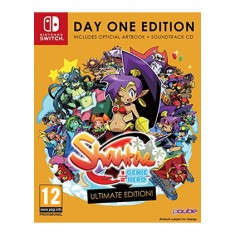 Shantae Genie Hero - Ultimate Edition / Switch