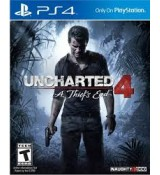 Uncharted 4: A Thief's End / PS4