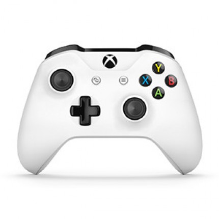 Xbox One Crete White Controller Wireless