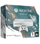 Xbox One 500 GB console White, Quantum Break + Alan Wake