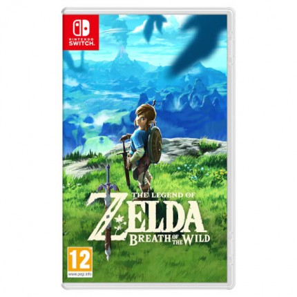 The Legend Of Zelda: Breath of the Wild / Switch