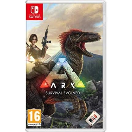 Ark: Survival Evolved / Switch