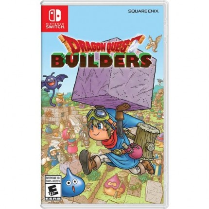 Dragon Quest Builders / Switch