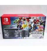 Nintendo Switch ltd ed Console Super Smash Bros Ultimate