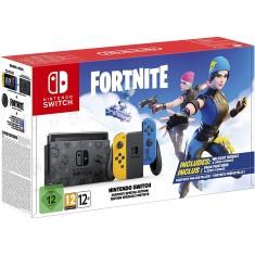 Nintendo Switch Console Fortnite SE