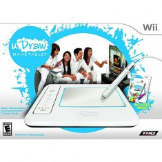 uDraw: Tablet with uDraw Studio / Wii